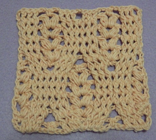 Crochet Fpdc : wheat stitch, crochet stitch tutorial, bobble, fpdc, bpdc