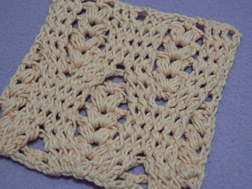 free crochet stitch tutorial, bobble stitch, photo tutorial