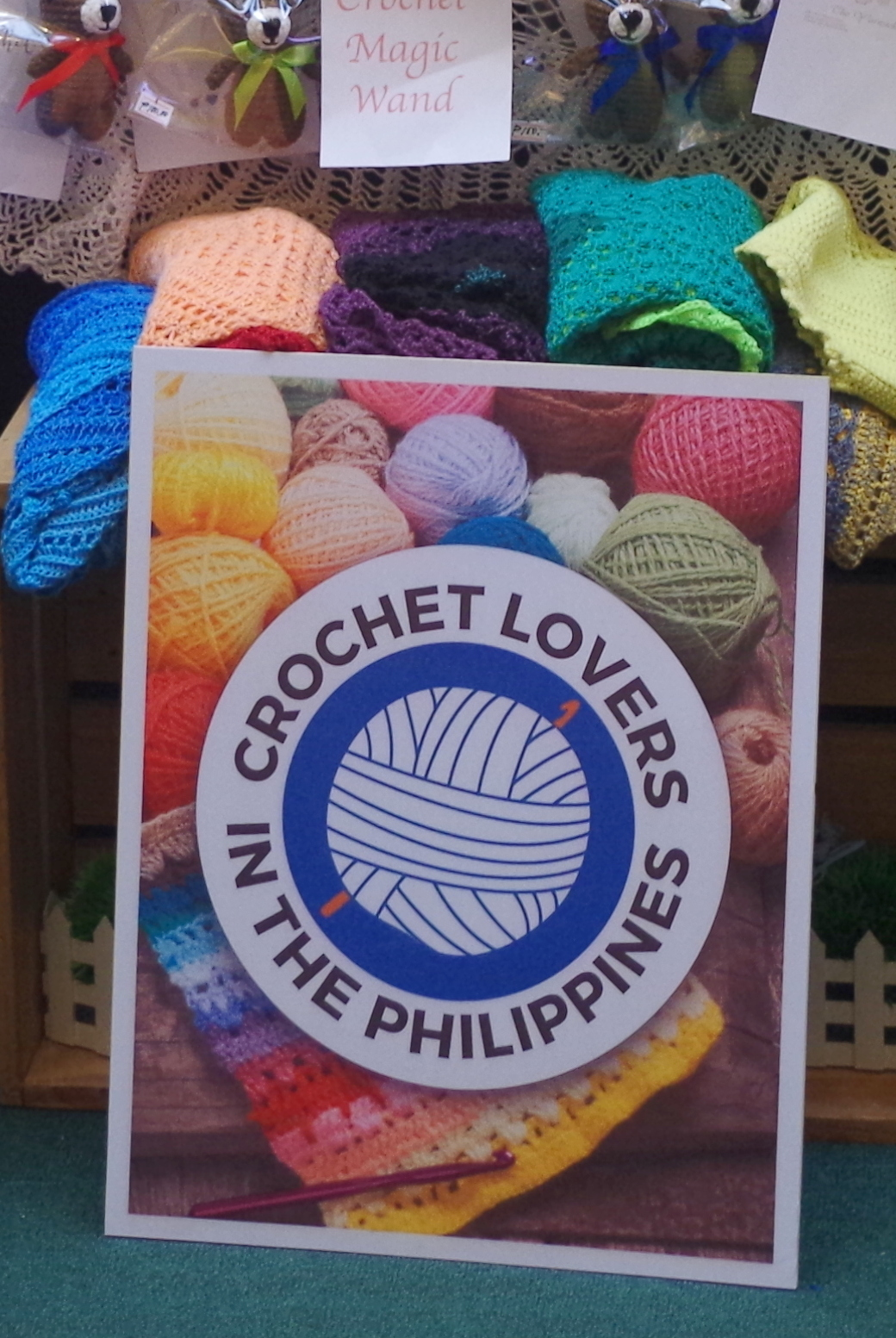 Crochet Lovers in the Philippines