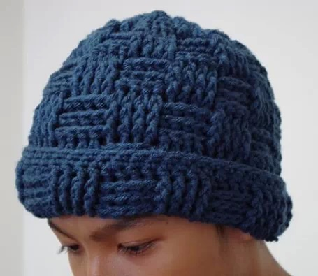 6404b7b9c95 Crochet Hat for Men