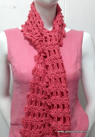 Crocheting Scarf : Crochet Scarf Patterns - Page 1 - Free-Crochet.com