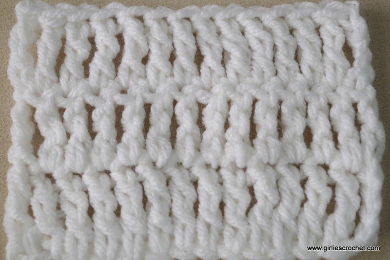 Crochet Stitches Trc : ... crochet, stitch tutorial, photo tutorial, basic crochet stitches, trc