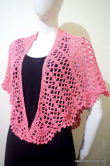 Wendy Summer Shawl