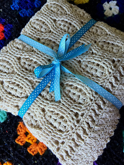 free crochet pattern, wheat stitch, wheat baby blanket