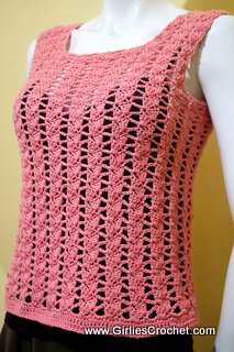 easy crochet summer top
