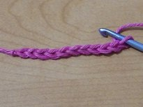 Tutorial: Chain Stitch